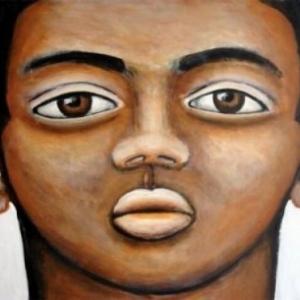 Patricia moreau portrait african boy