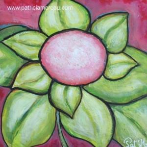 Fleur hortensia