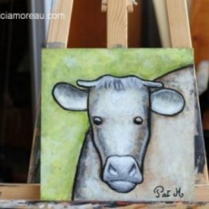 la vache marguerite