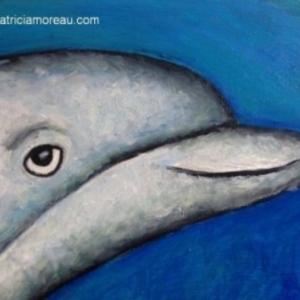 Le dauphin de Mimi
