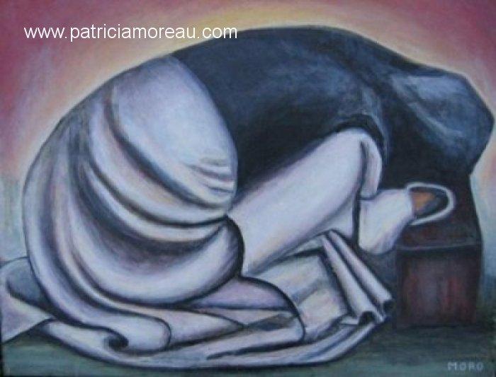 patricia moreau personnage nonne