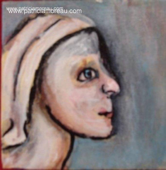 patricia moreau portrait mini