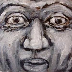 Patricia moreau portrait homme africain