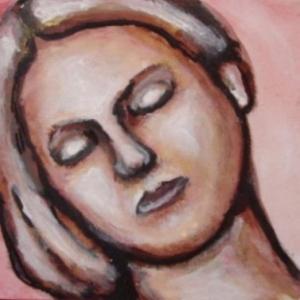 patricia moreau Portrait petit format 10x10