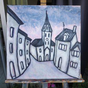 Peinture le Pouliguen à vendre