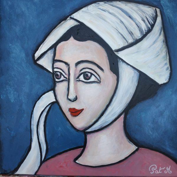 tableau coiffe bretonne